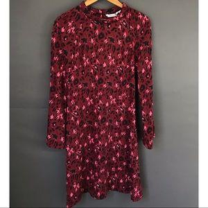 & Other Stories Leopard Print Dress